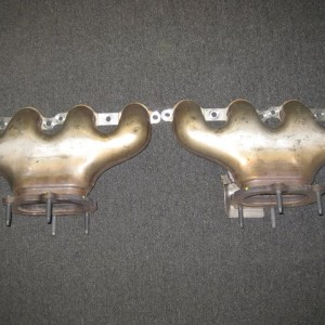 06-09 NEW LS7 Exhaust manifolds