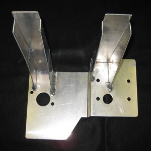 Brake & Clutch Pedal Assembly Bracket