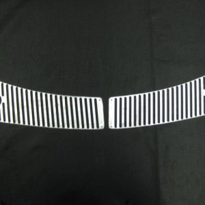 Cowl Louvers Lt. and Rt (Pair)