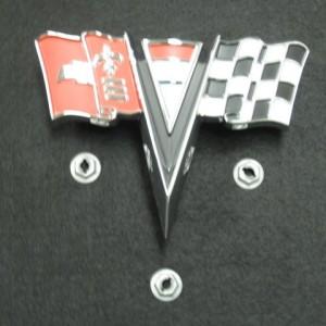Nose Xflags Emblem 63-64