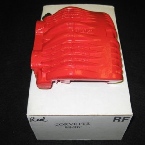 RF Brake Caliper (Red)