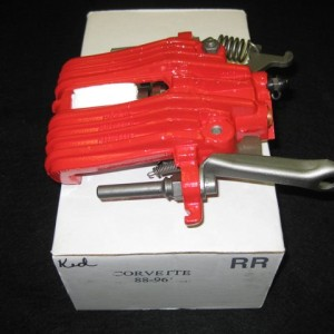 RR Brake Caliper (RED)