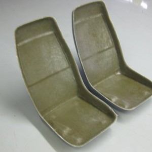Seat Shells (C3 Style) each